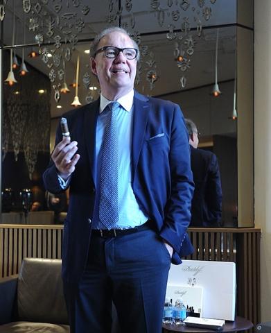 Davidoff Chefs Edition for HOMBRE Magazine 5 Hans Kristian Hoejsgaard