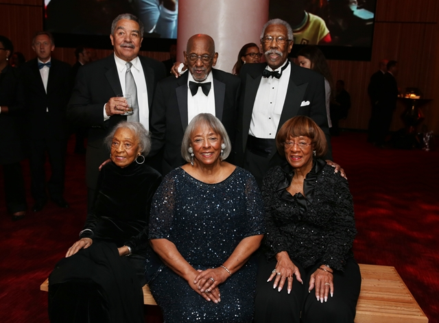 Owens Family at the Jesse Owens International Athlete Trophy Gala (Copy)