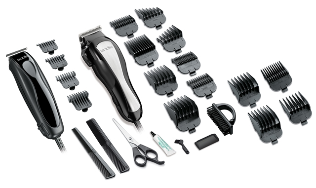 HOMBRE Father's Day Gift Guide Grooming 8Headliner Combo 27-Piece Haircutting Kit (Copy)