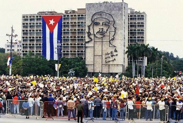 cuba Che_plaza_de_la_revolucion