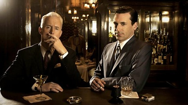 drinks mad men