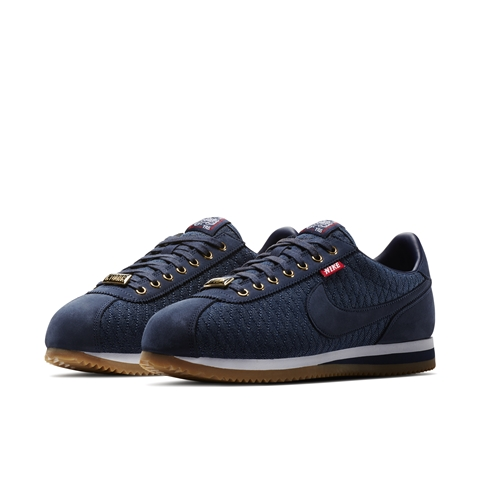Nike_Cortez_by_Mister_Cartoon_Navy_Blue_3_71843 for HOMBRE Magazine