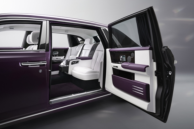 Rolls-Royce New Phantom for HOMBRE Magazine 18