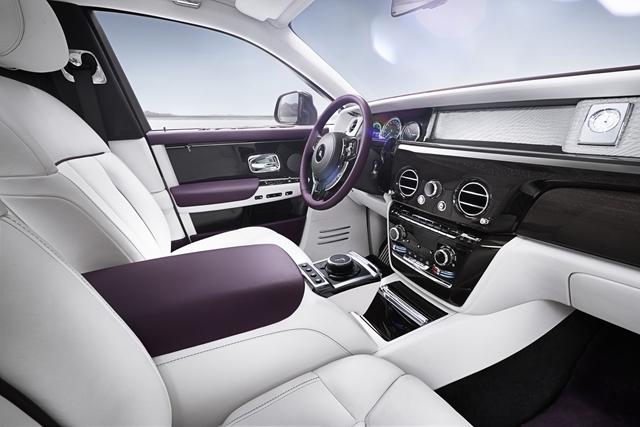 Rolls-Royce New Phantom for HOMBRE Magazine 19