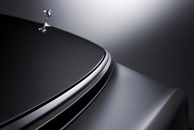 Rolls-Royce New Phantom for HOMBRE Magazine 2