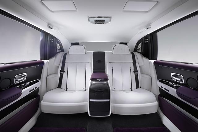 Rolls-Royce New Phantom for HOMBRE Magazine 20