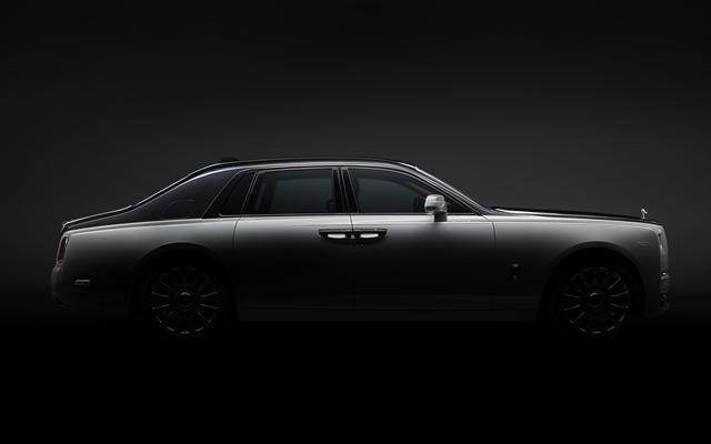 Rolls-Royce New Phantom for HOMBRE Magazine 26