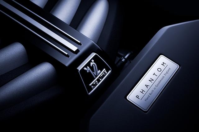 Rolls-Royce New Phantom for HOMBRE Magazine 8