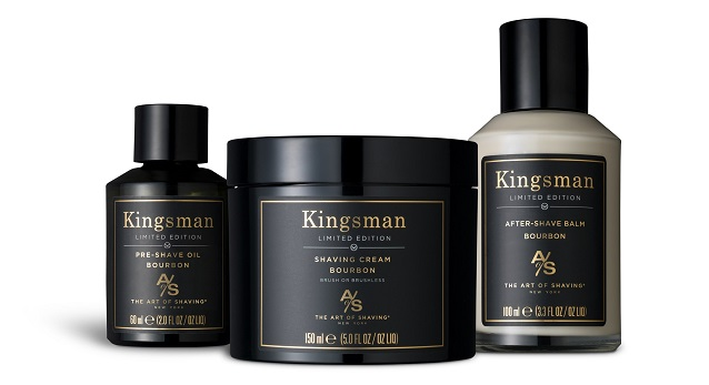 The Art of Shaving-bourbon-collection