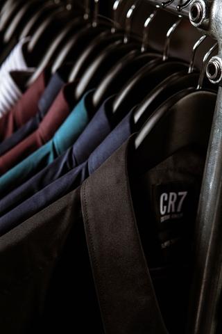 _CS_0850 Cristiano Ronaldo CR7 woven shirts for HOMBRE Magazine