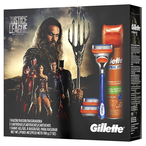 Gillette for HOMBRE Magazine Aquaman_Side (Copy)