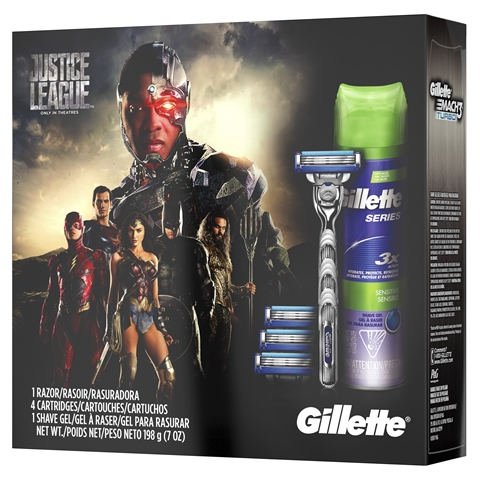 Gillette for HOMBRE Magazine Cyborg_Side (Copy)
