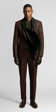 Black Lapel for HOMBRE Magazine rust-flannel-suit-extra-3 (Copy)