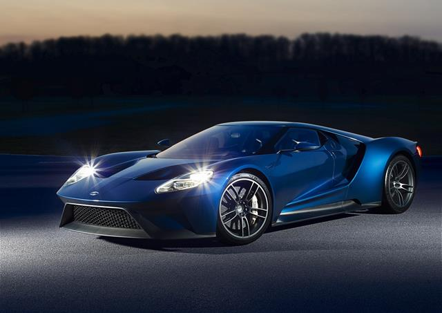 Prospective Owners Will Be Able To Submit Their Applications At Fordgt Com And Successful Applicants Will Work With The Ford Gt Concierge Service For A