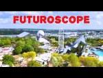 Futuroscope desde lo alto del Gyrotour