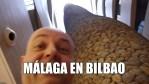 Presentación de Málaga en Bilbao