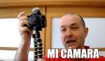 Mi cámara de vídeo