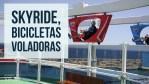 Skyride, la atracción principal del Crucero Carnival Vista