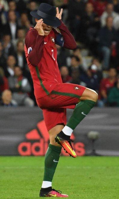 """El """"miedo"""" de Ronaldo"""