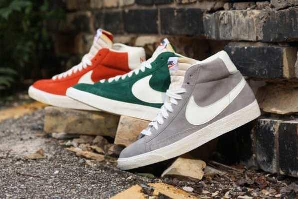 Nuevas Nike Blazer