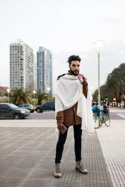 Street Style looks con pañuelos (2)