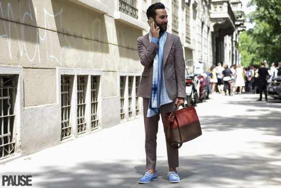 Street Style looks con pañuelos (9)