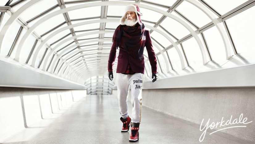 Fashion Santa, trendy Papá Noel (5)