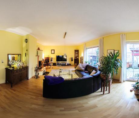 Wohnzimmer in Vockerode