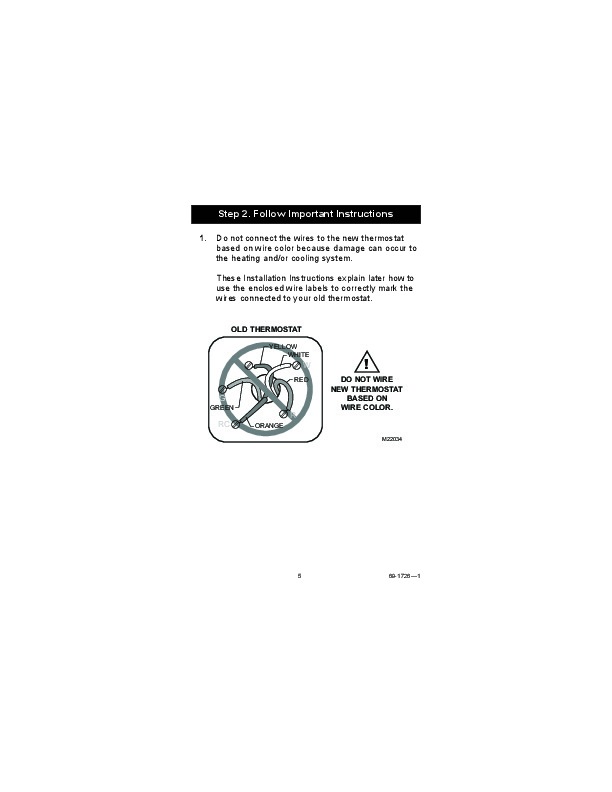 honeywell digital thermostat th3110d1008 wiring diagram