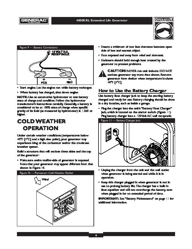 generators manuals on generac 30 amp generator plug wiring diagram