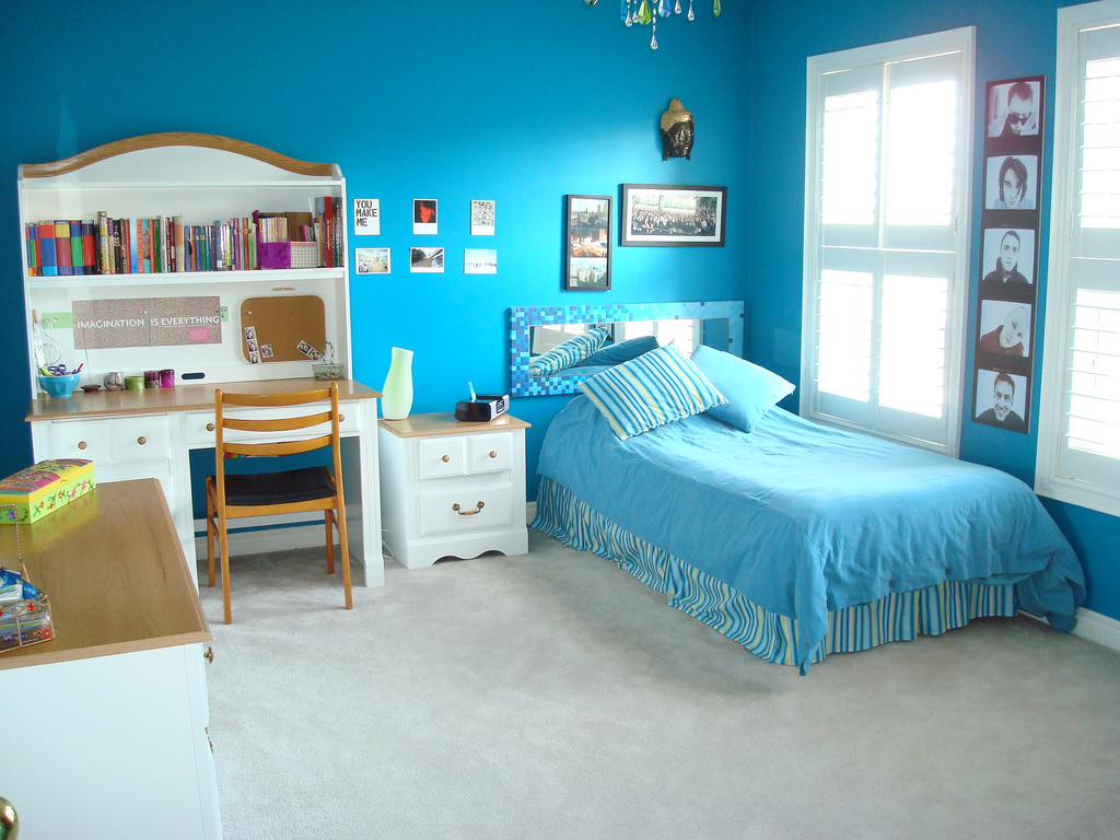 Simple Teenage Bedroom Ideas Teen Bedroom Organization Simple Home Decoration