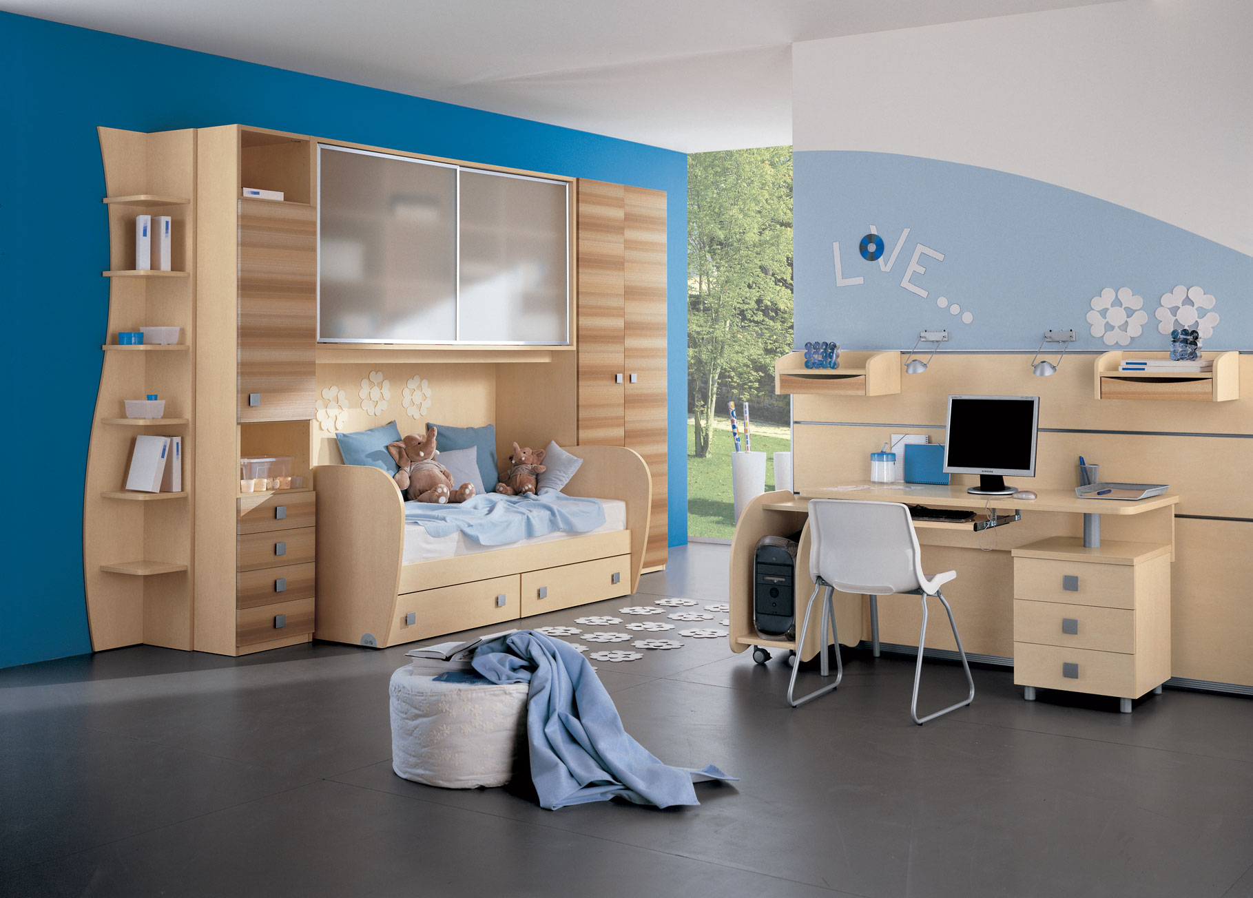 Kinderzimmer Buben Ideen Kid 39s Rooms From Russian Maker Akossta