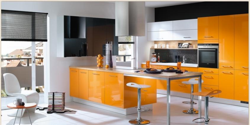 orange kitchens designing kitchen kitchen decor design ideas