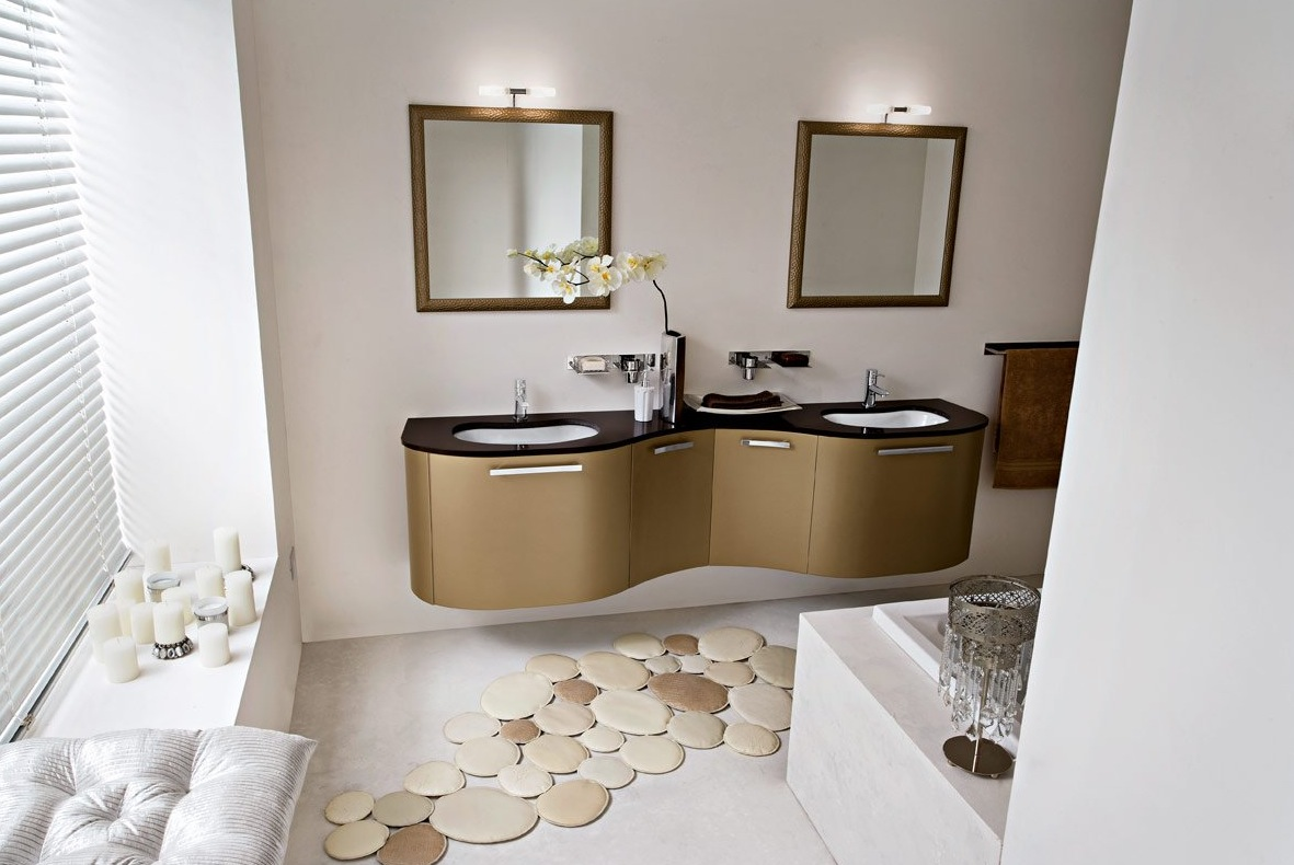 Modern Restroom Designs 50 Modern Bathrooms