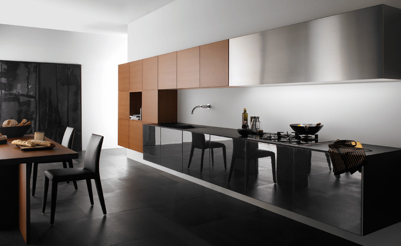 kitchens functional modern small kitchen requires innovative approach designed kitchen