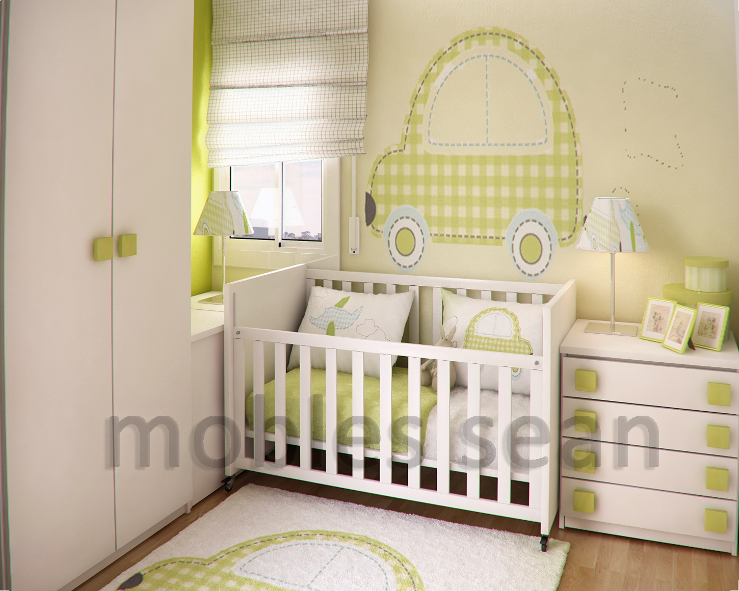 Baby Rooms Space Saving Designs For Small Kids Rooms