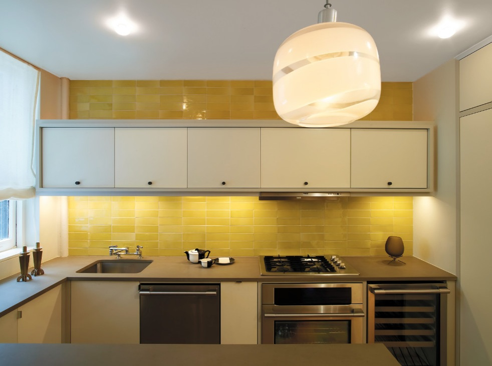 brilliant yellow tile backsplash kitchen tile backsplashes pictures kitchen remodels kitchen tile
