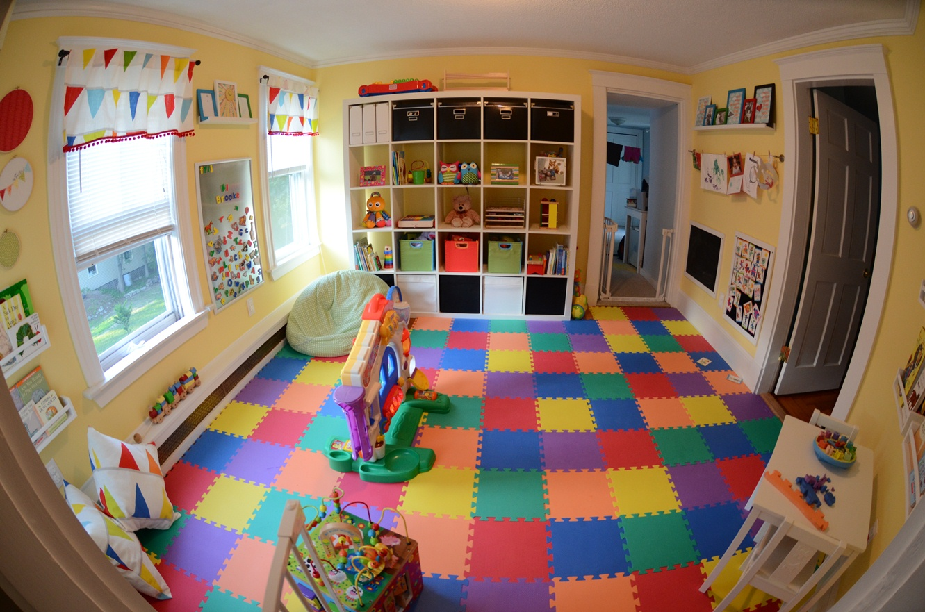 Ideas For Childrens Rooms Kids Playroom Designs And Ideas