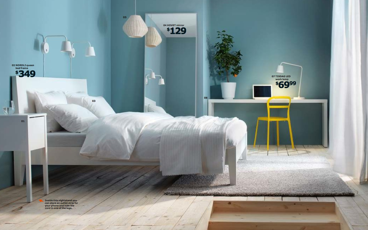 Bedroom Inspiration Ikea Ikea 2014 Catalog Full