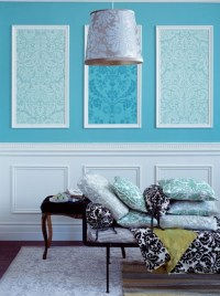 HOME DZINE Home Decor | Decorate bare walls with framed ...
