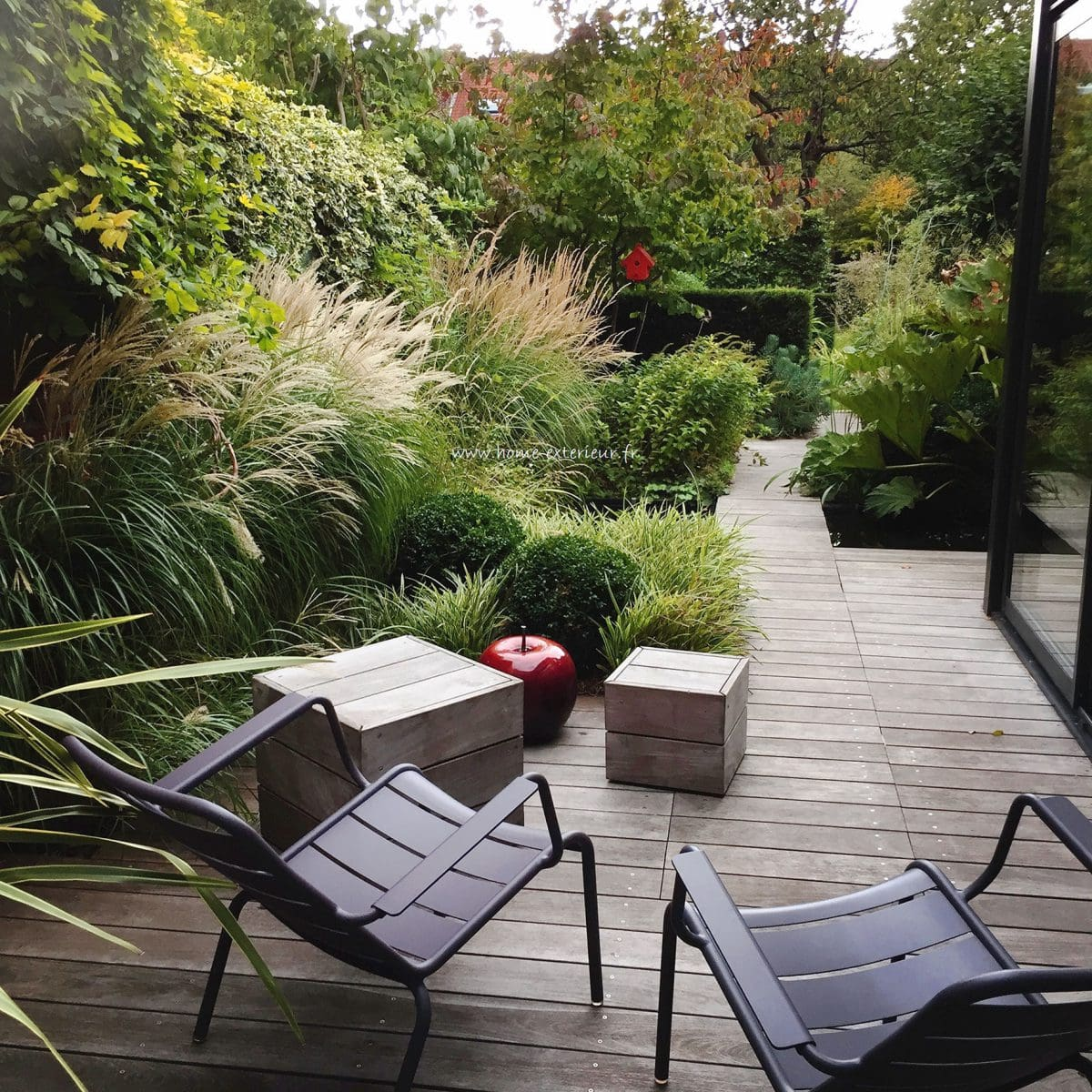 Photo Exterieur Architecte Paysagiste Terrasses Jardins Nord Lille Le
