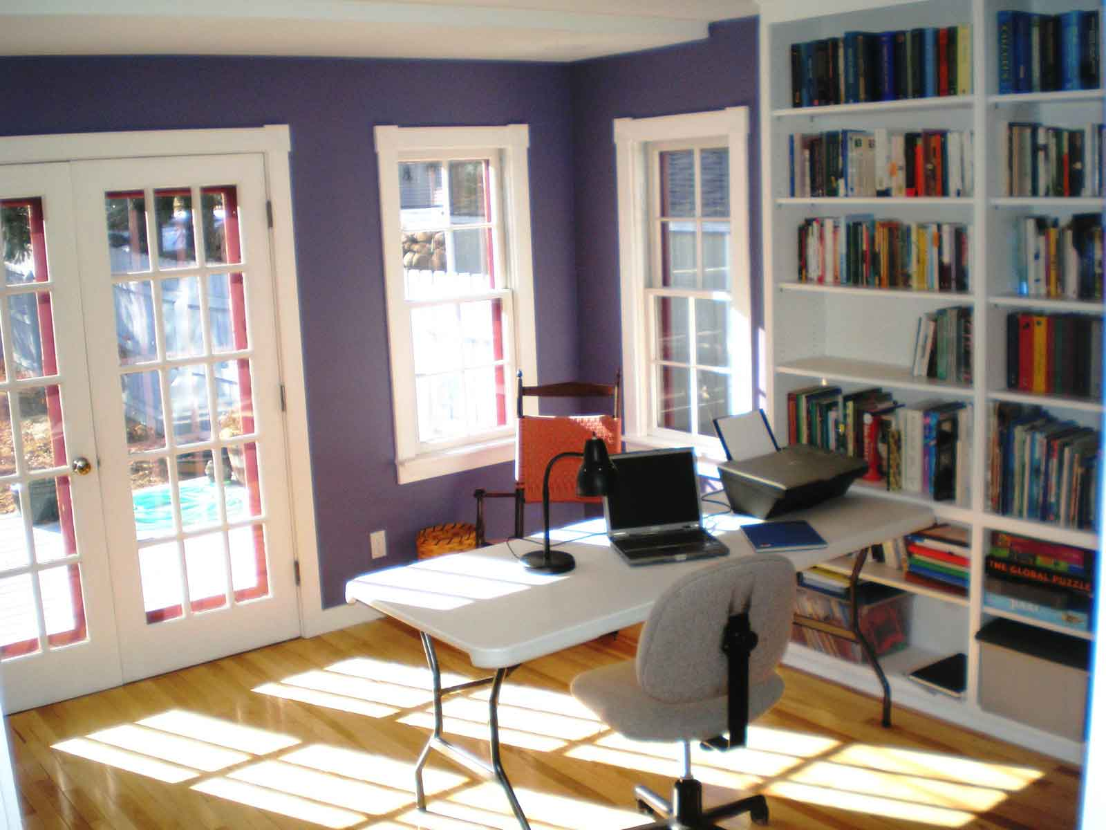 Refeshing Open Space Design Ideas For Home Office Home Interiors