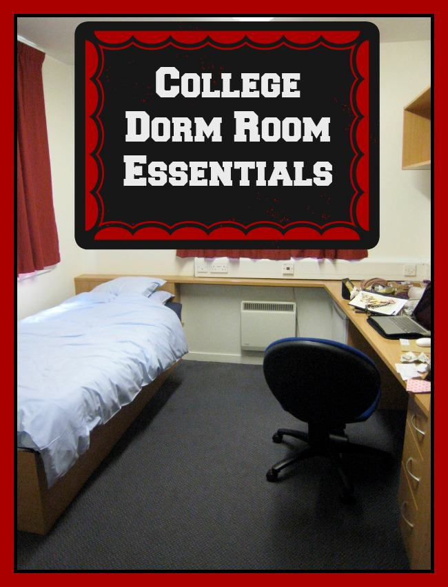 Must have college dorm room essentials you don t want to