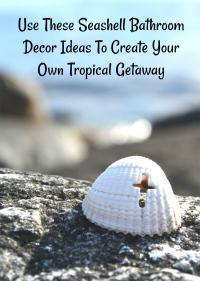 Use These Seashell Bathroom Decor Ideas To Create Your Own ...