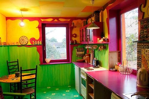 цвета для кухни