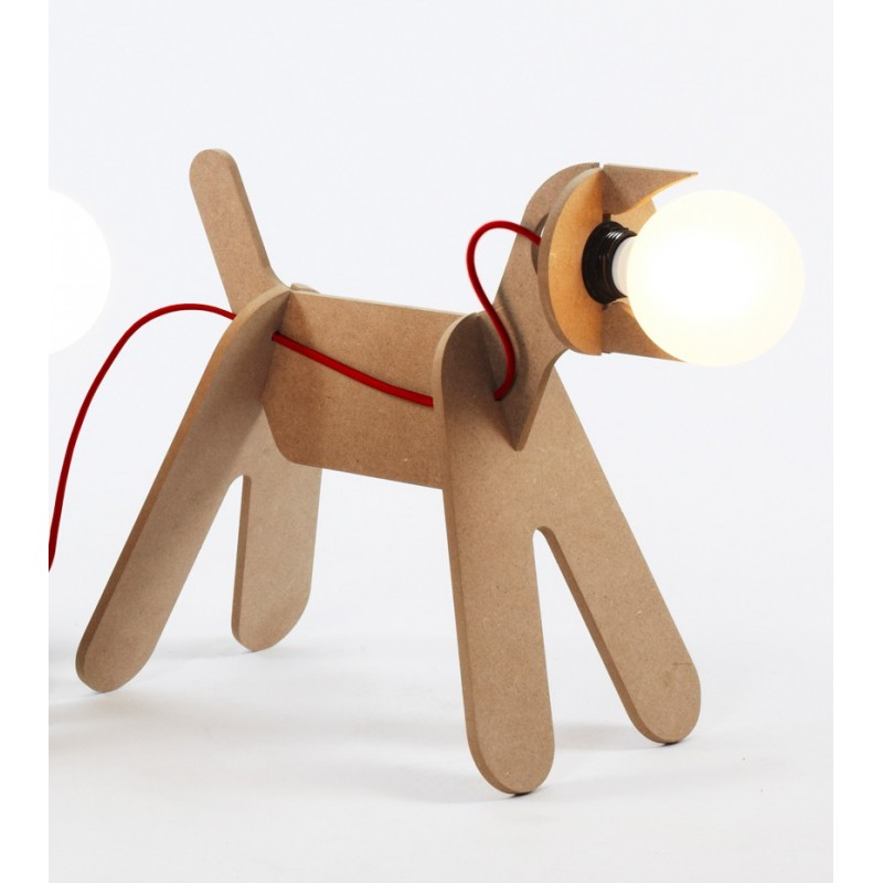 Cool Republique Lampe Get Out Dog Eno Studio