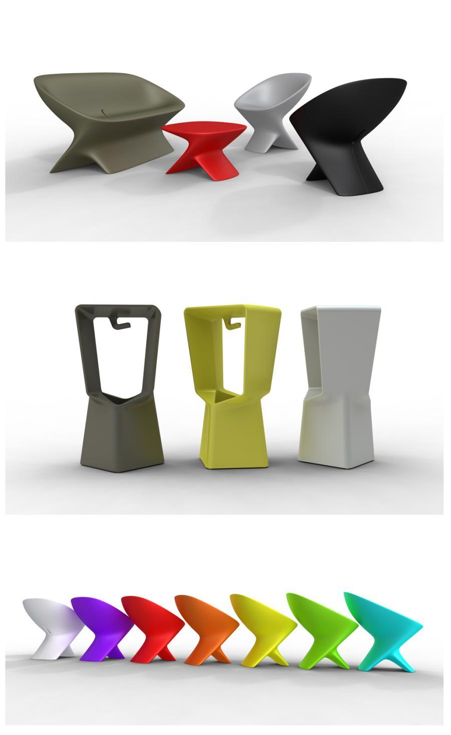 Mobilier De Jardin Qui Est Paul | Bloomingville Rocking Chair Int ...