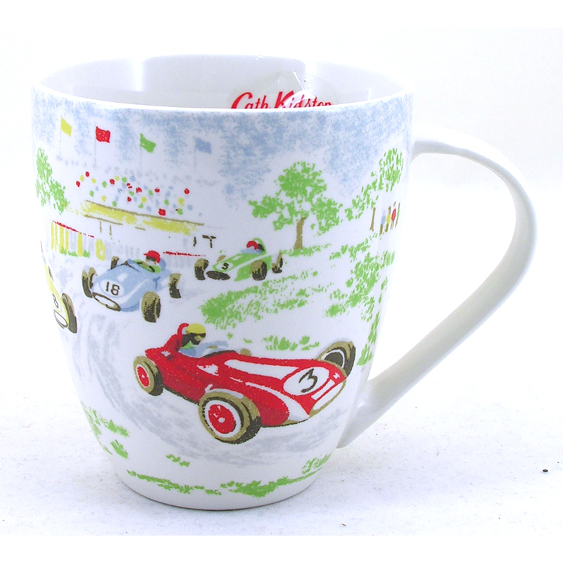 Cath Kidston Vintage Racing Car Wallpaper Cath Kidston Pictures