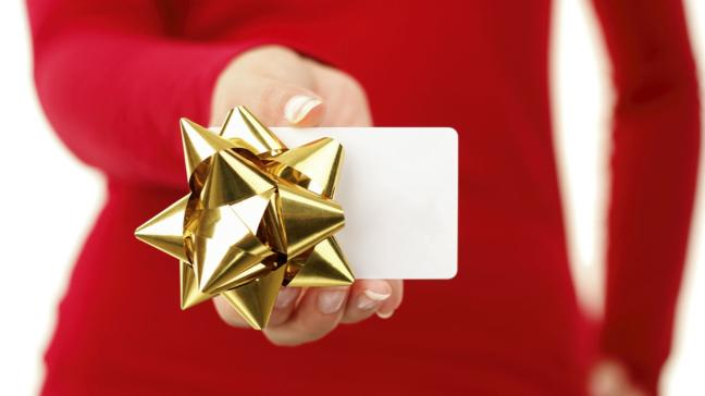 Why you shouldn\u0027t give gift vouchers and cards for Christmas - BT
