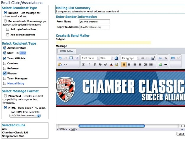 Create Attractive Email Templates